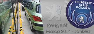 Peugeot miesiąca - Marzec 2014