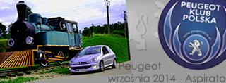 Peugeot miesiąca - Wrzesień 2014